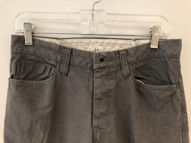 Theory Straight Pants Grey