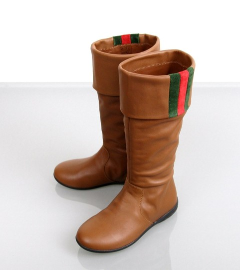 Preload https://item1.tradesy.com/images/gucci-brown-kids-unisex-leather-boots-wweb-detail-g-28-us-11-285230-shoes-22802775-0-0.jpg?width=440&height=440