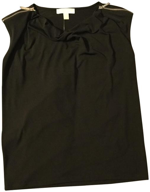 Preload https://item2.tradesy.com/images/michael-kors-black-collection-blouse-size-10-m-22802776-0-1.jpg?width=400&height=650