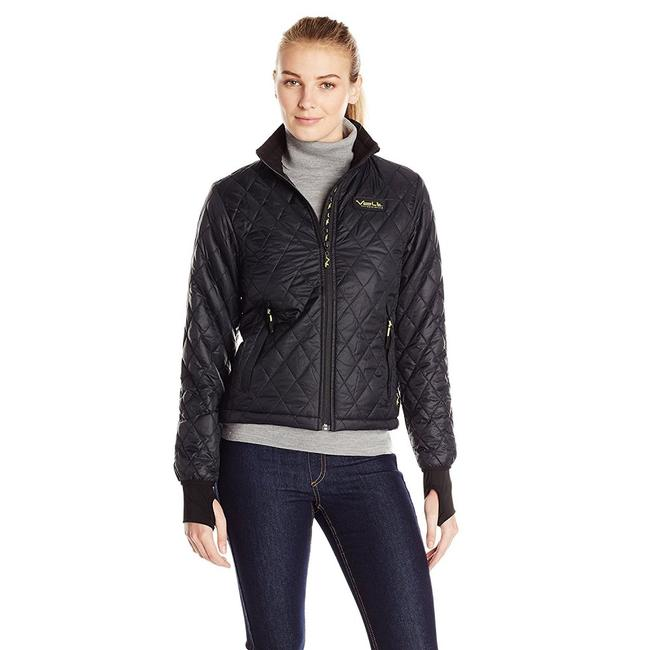 Preload https://item4.tradesy.com/images/black-cracow-7v-insulated-heated-jacket-puffyski-coat-size-4-s-22802798-0-0.jpg?width=400&height=650