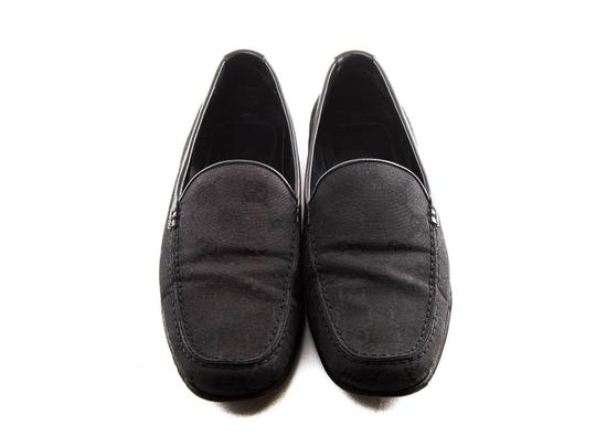 Gucci Made In Italy Black Flats
