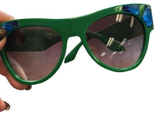 Preload https://item3.tradesy.com/images/green-and-blue-with-stones-sunglasses-22802982-0-1.jpg?width=440&height=440