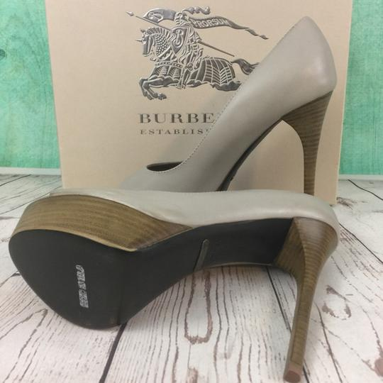 Burberry Trench Pumps
