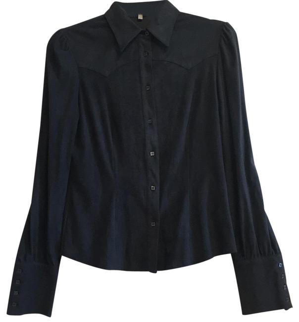 Preload https://img-static.tradesy.com/item/22803169/see-by-chloe-gray-blouse-button-down-top-size-10-m-0-1-650-650.jpg