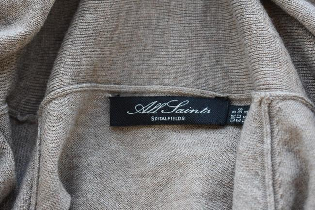 AllSaints Brown Jacket