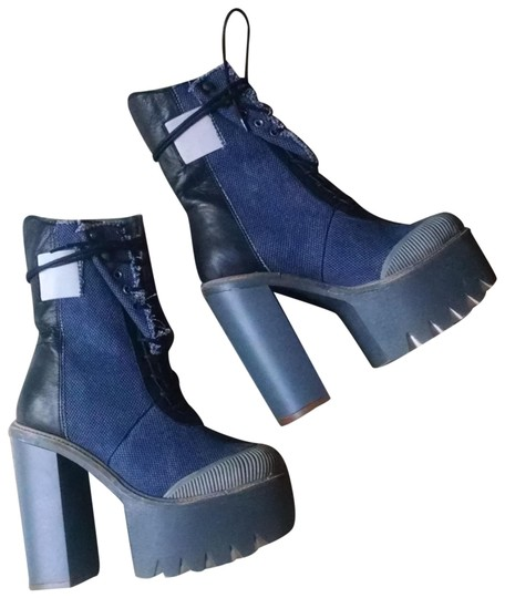 Preload https://item3.tradesy.com/images/blue-and-gray-chunky-lug-sole-platform-statement-65-6-bootsbooties-size-eu-37-approx-us-7-regular-m--22803442-0-1.jpg?width=440&height=440