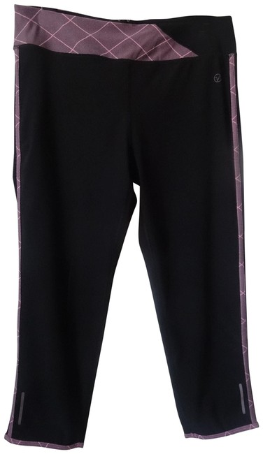 Preload https://item5.tradesy.com/images/black-and-pink-activewear-size-12-l-32-33-22803444-0-1.jpg?width=400&height=650