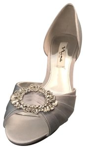 Nina Shoes Silver Royal Formal
