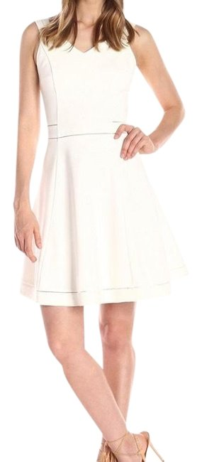 Preload https://item4.tradesy.com/images/french-connection-white-lula-stretch-fit-and-flare-short-cocktail-dress-size-6-s-22803698-0-1.jpg?width=400&height=650