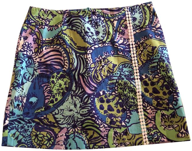 Preload https://item4.tradesy.com/images/lilly-pulitzer-blue-green-purple-54539-skirt-size-0-xs-25-22803753-0-1.jpg?width=400&height=650