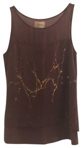 Gypsy05 Top Maroon and Gold