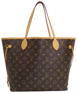 Louis Vuitton Lv Neverfull Mm Pouch Shoulder Bag