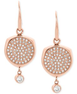 Michael Kors Michael Kors Beyond Brilliant Disc Earrings MKJ6764791