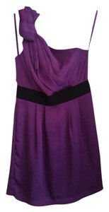 BCBGMAXAZRIA One Shoulder Summer Dress