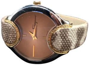 Salvatore Ferragamo Ferragamo Signature Collection Diamond Watch