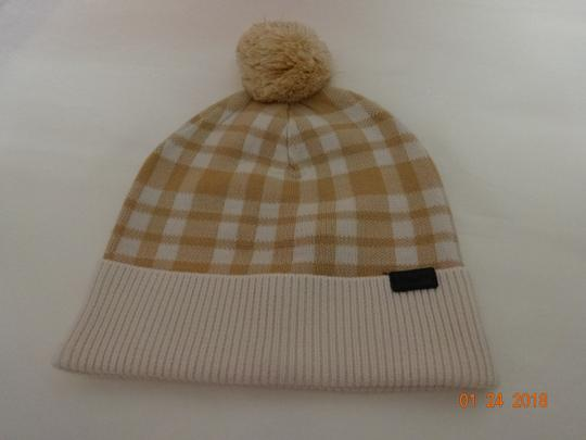Coach Coach Plaid Pom Knit Hat - New with tags Image 4