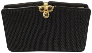 Judith Leiber brown Clutch