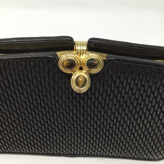Judith Leiber brown Clutch Image 4