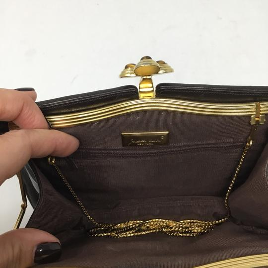 Judith Leiber brown Clutch Image 5