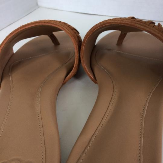 UGG Australia New In Box New With Tags Sale Chestnut / Fire Opal Sandals Image 4