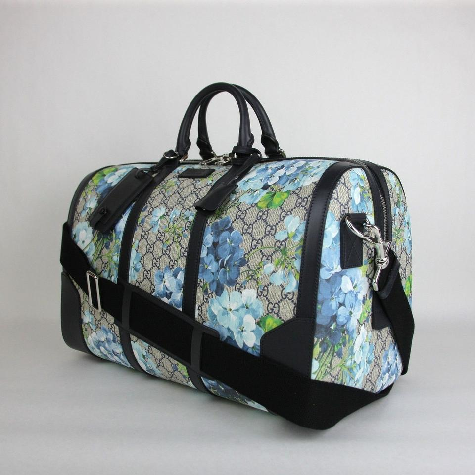 d076d75e47e8 Gucci Duffle Bag Flowers | Stanford Center for Opportunity Policy in ...