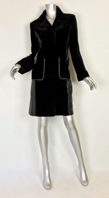 Cynthia Steffe Trench Coat Image 1