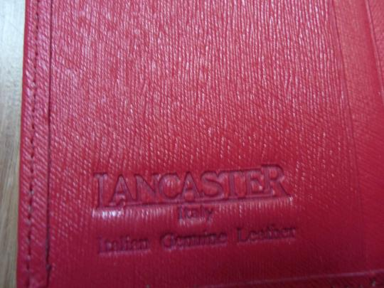 Lancaster Genuine Lancaster calf leather Card wallet with diamonds Image 3
