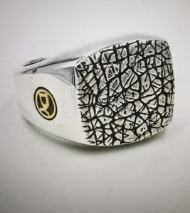 David Yurman Rhinoceros Ring