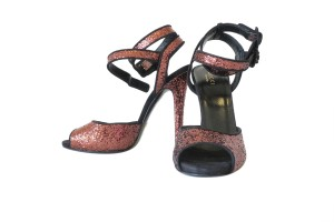 GUCCI Party High-heels Tom Ford Sandals Sequin/Red Platforms