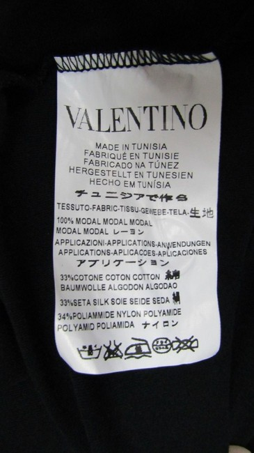 RED Valentino T Shirt black Image 8