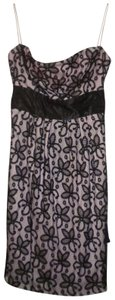 Johnny Martin Party Strapless Lace Littleblackdresss Dress