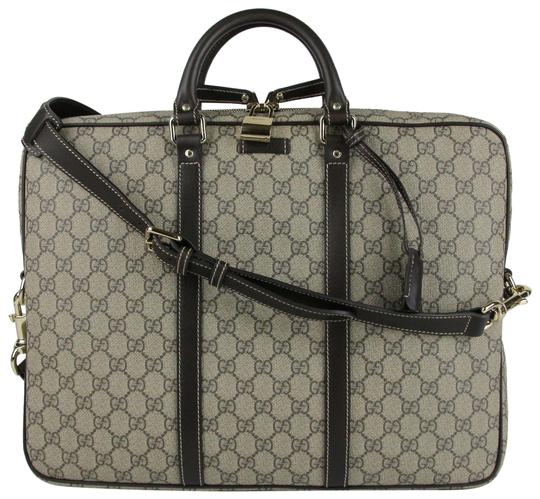 Preload https://img-static.tradesy.com/item/22808412/gucci-beigeebony-briefcase-201480-kgdhg-9643-beigeebony-gg-coated-canvas-weekendtravel-bag-0-1-540-540.jpg