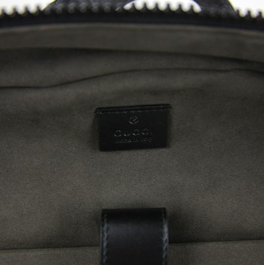 Gucci Beige/Brown Gg Coated Canvas 406370 8966 Backpack Image 8