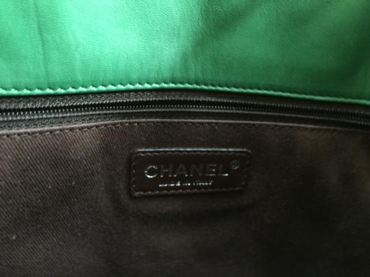 Chanel Tote in quilted Jumbo Image 10