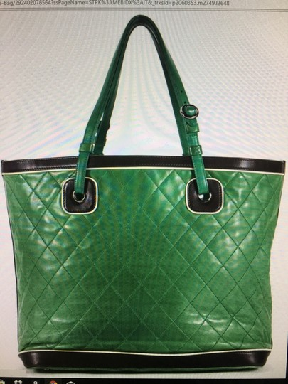 Chanel Tote in quilted Jumbo Image 11