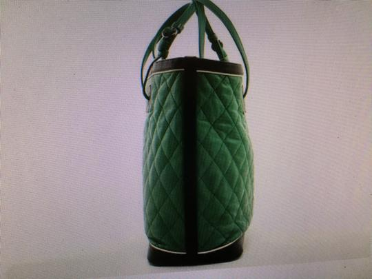 Chanel Tote in quilted Jumbo Image 5