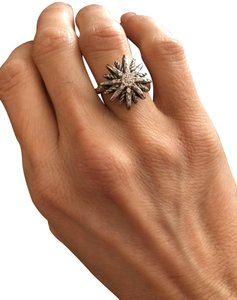 David Yurman Magnificent large Starburst ring currently sold @ David Yurman stores