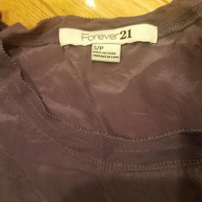 Forever 21 Top Purple Image 1