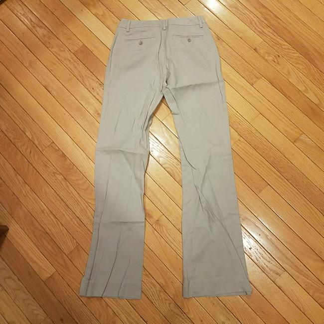 Gap Trouser Pants Light grey, Long length Image 3