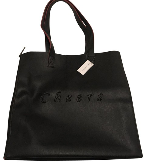 Preload https://img-static.tradesy.com/item/22809044/crabtree-and-evelyn-kensington-black-saffiano-textured-faux-leather-with-matte-finish-cheers-embosse-0-1-540-540.jpg