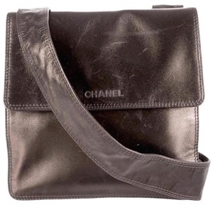 Chanel Flap Lambskin Classic Cross Body Bag