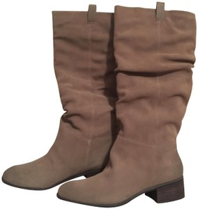 Nordstrom Knee Taupe brown Boots