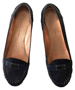 Marc by Marc Jacobs NAVY PEARL Flats
