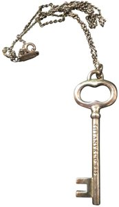Tiffany & Co. TIFFANY KEY NECKLACE 925