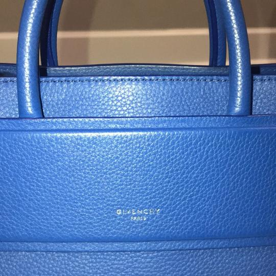 Givenchy Satchel in Blue Image 8