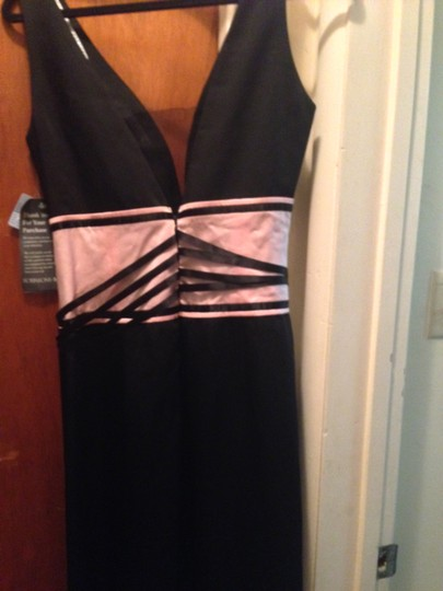 Black And Pink 51443 Dress