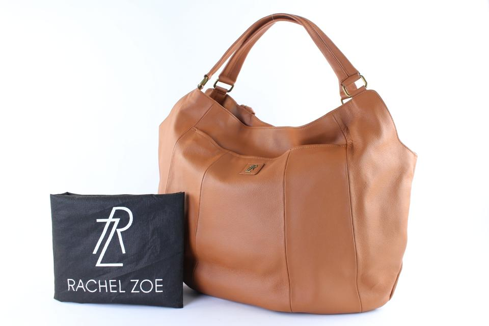 1718cb9af3f1 Rachel Zoe Extra Large 11mr0124 Brown Leather Hobo Bag - Tradesy