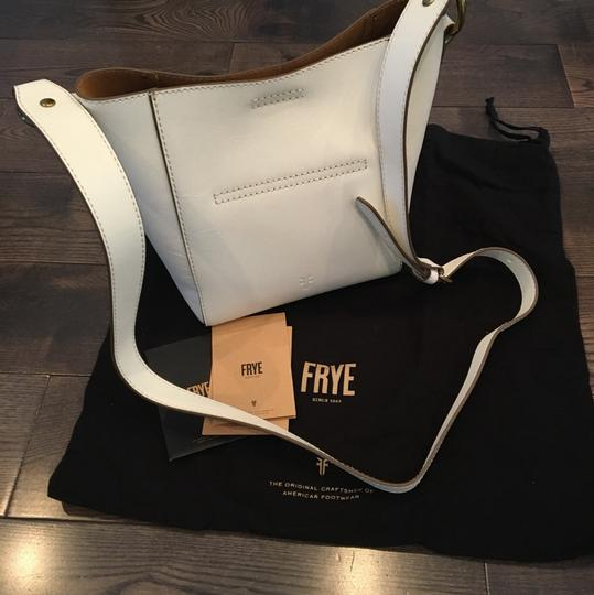 Frye Tote in off white Image 1