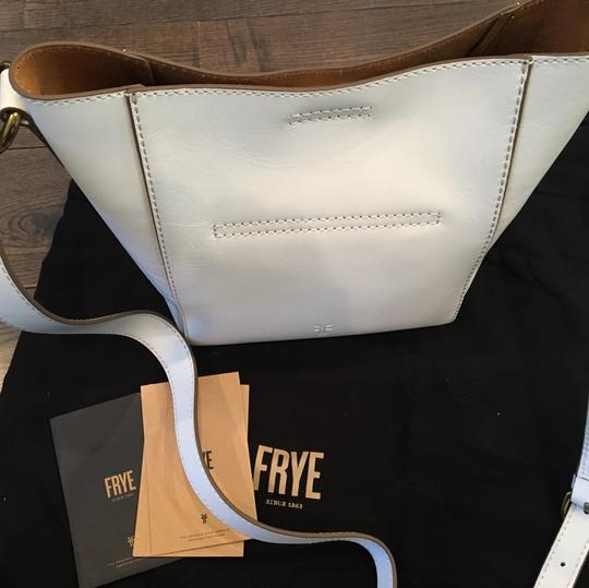 Frye Tote in off white Image 4
