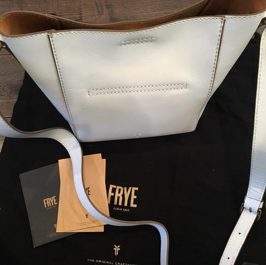 Frye Tote in off white Image 5
